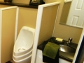 18' Urinal sink toilet more toilet